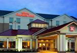 Hôtel Cranberry Township - Hilton Garden Inn Pittsburgh/Cranberry-1