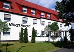 Hôtel Möhnesee - Hanse Hotel-1