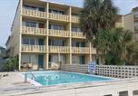 Hôtel Myrtle Beach - Beach Walk Motel-2