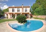 Location vacances La Roquette-sur-Siagne - Holiday Home Mougins 03-3