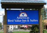 Hôtel McCall - Americas Best Value Inn & Suites Mccall-1