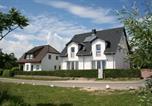 Location vacances Putbus - Meerblick Ferienhaus mit 2 Ferienw-4