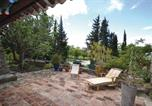 Location vacances Marsanne - Holiday home Montée du Chateau J-835-2