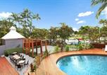 Location vacances Cairns - Cairns Luxury Seafront Apartment-4