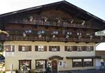Hôtel Strass im Zillertal - Dorfwirt-2