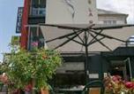 Hôtel Les Verchers-sur-Layon - Logis Auberge de la Rose-2