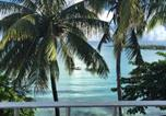 Location vacances Grand Baie - Pillayguesthouse-1