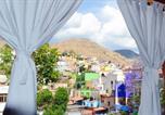 Location vacances Guanajuato - Escondite Mirador / Estudio-1