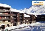 Location vacances Les Avanchers-Valmorel - Skissim Select - Residence Creux de l'Ours - Hebergement + Forfait + Materiel de