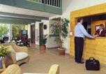 Hôtel Le Bouscat - Citotel Hotel Les Alizes-1