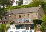 Hôtel Ploubalay - Jersey Lillie-4