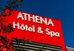 Hôtel Lampertheim - Hôtel Athena Spa-1