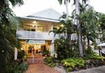Hôtel Port Douglas - Port Douglas Palm Villas-4