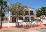 Hôtel Cabo de Gata - Hotel-Apartamento Carolina y Vanessa-1