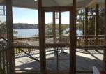 Location vacances Greenville - Treasure Drive Home-3