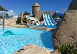 Camping avec Spa & balnéo Pays de la Loire - Camping Acapulco-1