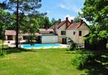 Location vacances Flagey - Maison de Maître Montchevreuil-3