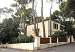 Location vacances Rosignano Marittimo - Villino Vittoria-4