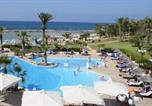 Hôtel Ayia Napa - Kermia Beach Bungalow Hotel-1