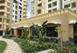 Location vacances Udaipur - Royal Orchid Lake End Suite-1