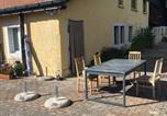 Location vacances Sainte-Croix - La Dernier (La cote-aux-fées) Suisse-4