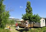 Camping avec Site nature Montfrin - Homair - Camping Les Rives du Luberon-4