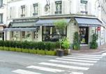 Hôtel L'Etang-la-Ville - L'Auberge des 3 Marches-4