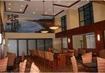 Hôtel Arcata - Hampton Inn & Suites Arcata-2