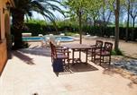 Location vacances Artà - Rental Villa Sa Morera - Arta-2