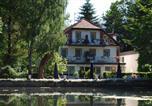 Hôtel Lügde - Hamborner Mühle-1