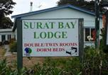 Hôtel Balclutha - Surat Bay Lodge-4