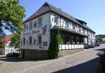 Hôtel Lügde - Hotel Schwalenberger Malkasten-3