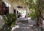 Hôtel Jambiani - Fairytale Villa Zanzibar-4