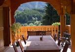 Location vacances Essert-Romand - Chalet Symphony-2