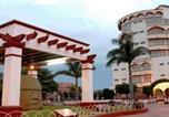 Hôtel Tlacotalpan - Gran Santiago Plaza-4
