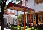 Hôtel Cochabamba - Hotel de la Torre Apart Hotel-1