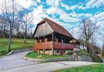 Location vacances Ribnik - Studio Holiday Home in Kamanje-1