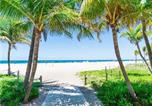 Location vacances Lauderdale-by-the-Sea - Seaside Breeze: 5 Min Walk to Beaches-3