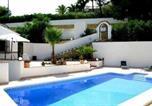 Location vacances Llíber - Villa in Alicante Calpe Xi-1