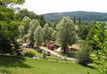 Camping Bourbon-Lancy - Camping Sites et Paysages Etang de la Fougeraie-1