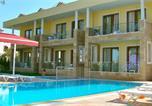 Hôtel Yeni - Ozpark Hotel-1