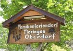 Location vacances Albstadt - Feriendorf Tieringen-3