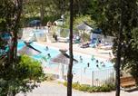 Camping avec Spa & balnéo Largentière - Camping Le Mas de Reilhe-2