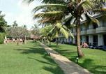 Hôtel Kalutara - Hibiscus Beach Hotel & Villas-3