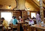 Hôtel Churchill - Lazy Bear Lodge-1