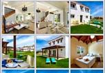 Location vacances Αφάντου - Kolymbia Villa Shared Pool & Garden-4