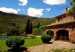 Location vacances Calders - Masia Sant Llorenç-2