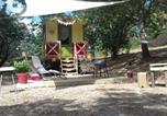 Location vacances Saint-Fortunat-sur-Eyrieux - Roulotte bohème-1