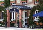 Hôtel Manneville-la-Raoult - Hostellerie de la Hauquerie-Chevotel-4