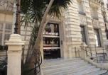 Location vacances Nice - Clemenceau 2-4